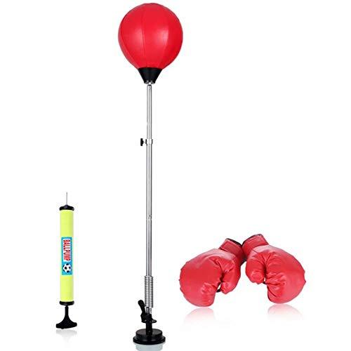 Big seller Schwerkrafttrainer Boxing Set Boxsack Ball Portable Boxing Set - Höhenverstellbar