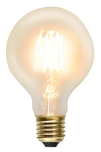 "Decoration LED ""Soft Glow"", E27, A+  Edison Optic, ca. 2100 K, 230 Lm,  ca. 8 x 13,5 cm, 230 V / 2,3 W 1 Stück"