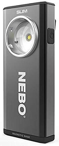color negro Linterna y linterna Nebo NB6746 Tac Slyde 12 aumentos, ajustable