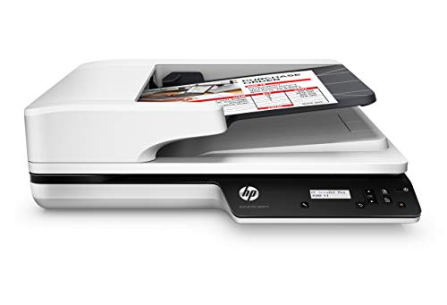 HP L2741A#B19 Scanjet Pro 3500 f1 USB Scanner