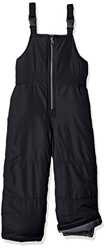 Carter's Toddler Boys' Snow Bib Ski Pants Snowsuit, Very Black, 3T (Infant Snow Pants)