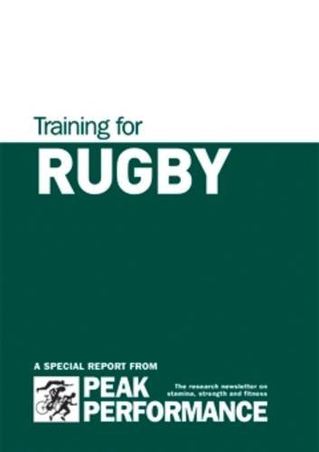 Training for Rugby