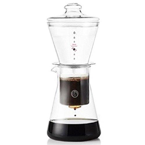 Beanplus Waterdrip 500ml Cold Brew Dutch Coffee Maker Hand Drip SET 17 oz & BEANPLUS DISK FINE FILTER 1PCS