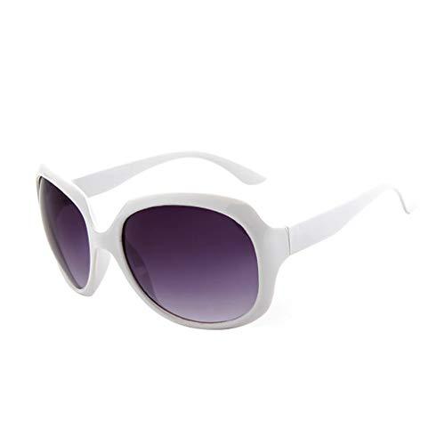Amcool Die neue, rund polarisierte Sonnenbrille verfügt über einen UV408-Schutzrahmen für Damenmode, der die Verwendung von runden polarisierten Herrenspiegelgläsern für Damenbrillen reflektiert