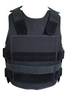 Stichschutzweste - Tactical Unterziehweste - Größe 58 (2XL)