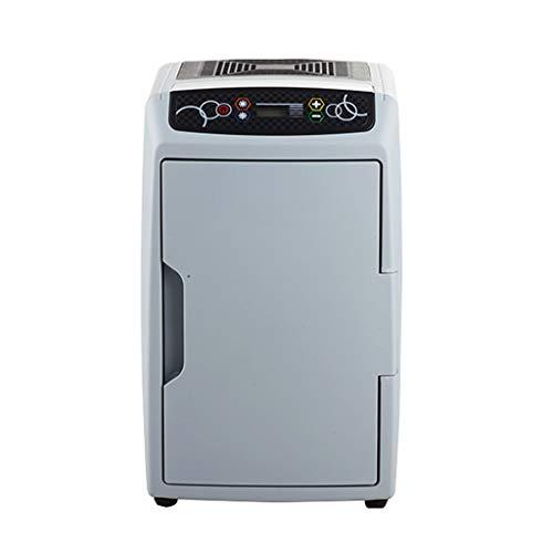 Mini refrigerador como GUGULU Personal Compacto, portátil, frío y Caliente, Capacidad de...