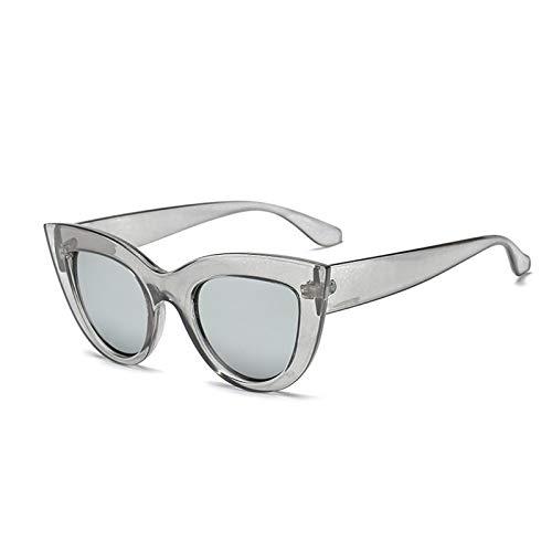 YUHANGH Vintage-Sonnenbrillen-Frauen-Sommer-Mode-Sonnenbrillen Cat Eye Retro Goggles Classic Shades