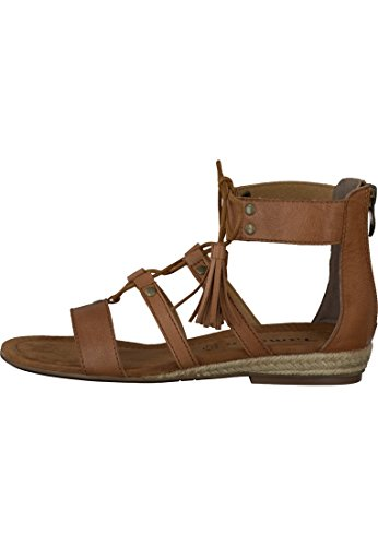 Tamaris sandale sandale romaine Brown 1-28113-26 440 Nut Nut