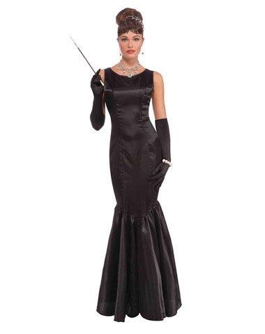 Preisvergleich Produktbild High Society Long Black Dress