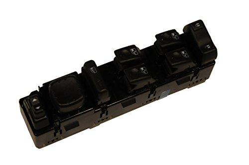 ACDelco 15883319GM Original Equipment vor Tür Schloss und Seite Fenster Switch mit Spiegel Switch und Modul