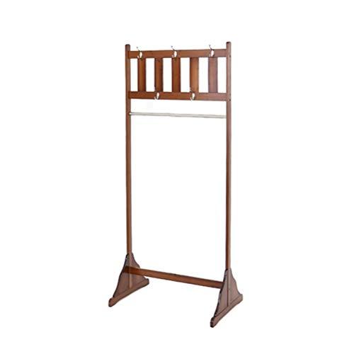 erständer Boden Montage Aufhänger Antike Chinesische Kleiderständer Massivholz Schlafzimmer Hotel Boden Aufhänger ()