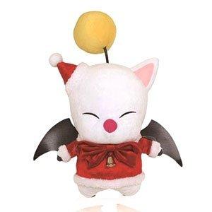 Final Fantasy Moogle Kostüm - Final Fantasy XIV Moogle Plush Toy (Christmas ver.) All one