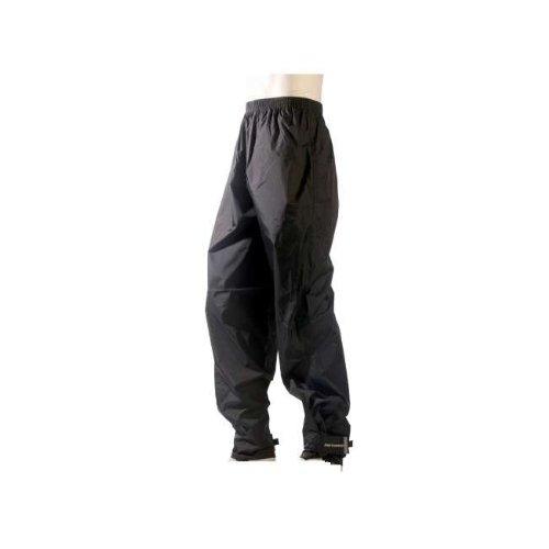 Motomod Pantalon pluie MOTO City, Noir, Taille XL