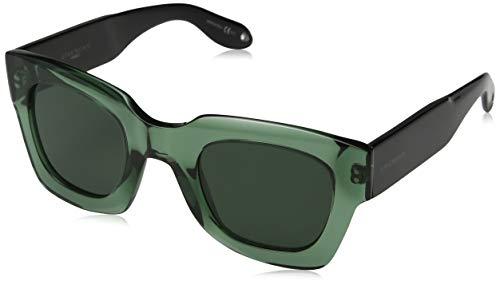 Givenchy Herren GV 7061/S QT 1ED Sonnenbrille, Grün Green, 48
