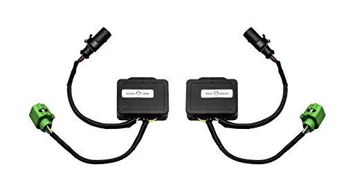 AutoLight24 2X Semi Dynamischer Blinker Modul für LED Rückleuchten Laufblinker