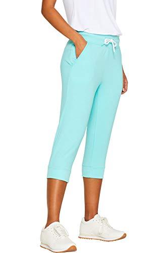 ESPRIT Sports Capri-Pants aus Jersey-Stretch - Capri Jersey
