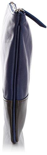 Lili Radu Pouch, Pochette Donna Blu  (Iconic Blue/Grey)