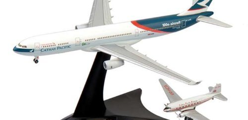 herpa-wings-cathay-pacific-a330-300-dc-3-model-airplane-by-herpa-400-scale