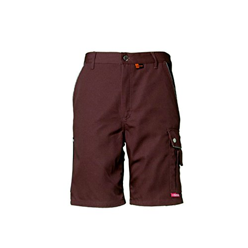 Arbeits-Shorts CANVAS 320 grün Braun