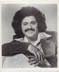 Signed Fender, Freddy 8x10 B&W (Creased Corner) autographed