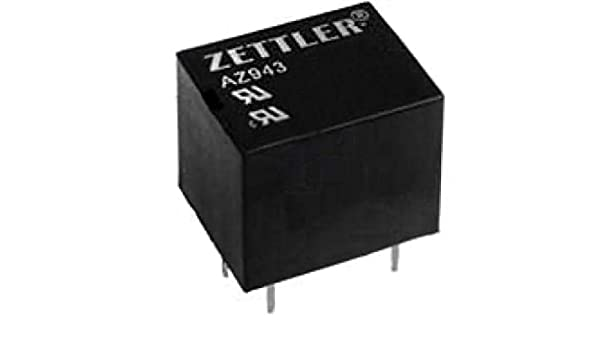 12VDC 10A//277VAC 7A//30VDC Z 4X AZ943-1CH-12DE Relay electromagnetic SPDT Ucoil