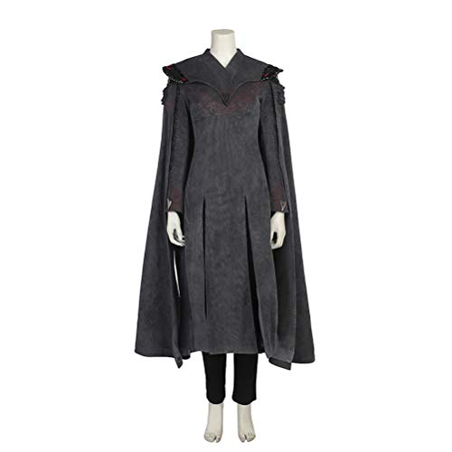 Für Kostüm Of Queen Erwachsenen Thrones - CosplayJet Queen Dragon Game of Thrones Kostüm Deluxe Ganzkörperanzug Mutter der Drachen Cosplay Kostüm X-Large