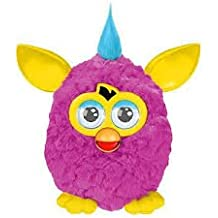 Hasbro A3149 - Furby caliente salvaje - Rosa-amarillo