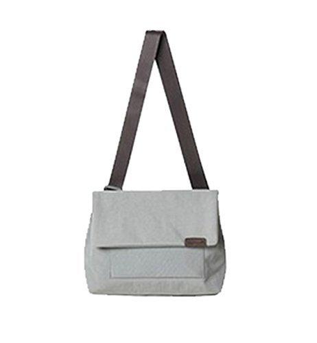 c05b4595b8 Buy Tom Clovers Girls Womens Waterproof Nylon Crossbody Bag Shoulder Bag  Message Bag School Bag Satchel Sling Bag Handbag on Amazon