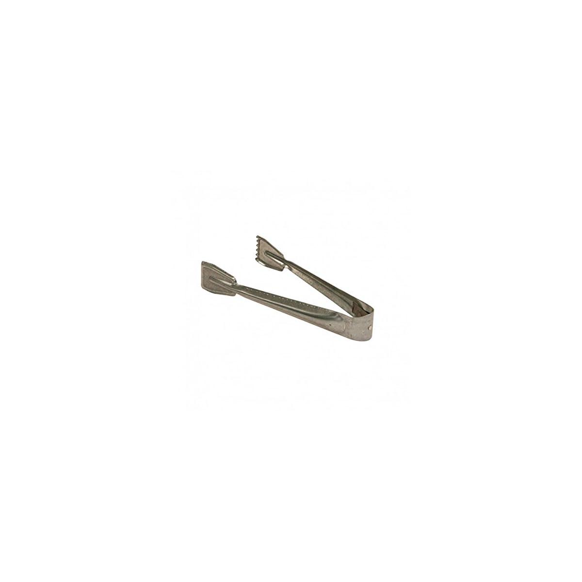 31REsOTMw9L. SS1200  - Kamino - Flam - Pinza para carbón (21,5 x 9 x 3,5 cm), Pinzas para chimenea, estufa o barbacoa, Alicate para carbón y leña, Tenaza de metal galvanizado para chimeneas - resistente y durable