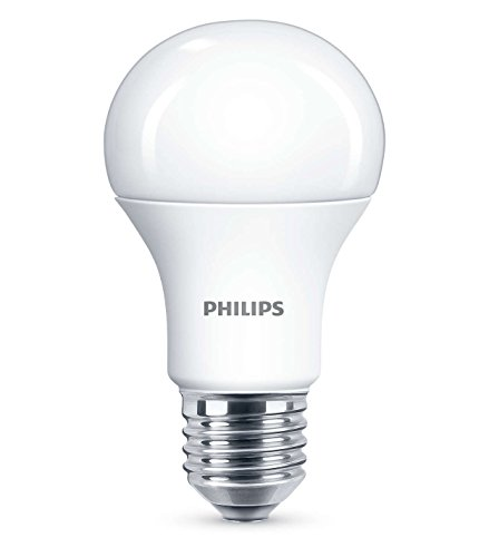 Philips - Bombilla LED esférica E27, 12.5 W, equivalente a 100 W, blanco frío, 1521 lúmenes, no regulable