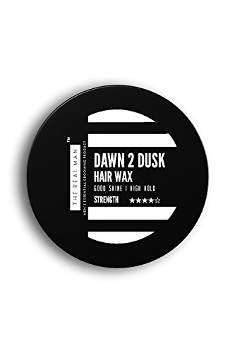Dawn 2 Dusk Hair Wax (50gm) by THE REAL MAN