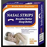 Breath Nasal Strip for Better Sleep - Pack of 30
