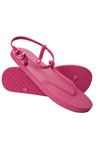 Zakti Kids Sandy Toes Flip Flops Leuchtendes Pink