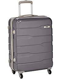 VIP Polycarbonate 65 cms Grey Hardsided Check-in Luggage (FERACT65CPG)