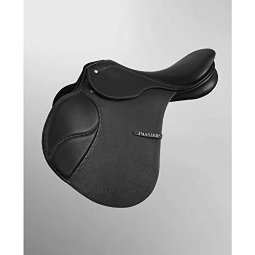 Passier Springsattel Marcus Ehning II | Farbe: Edition Black | Größe: 17,5