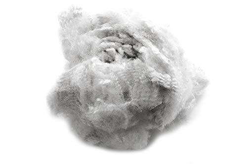 Primaflor - Ideen in Textil 5kg Bastelwatte Polyesterhohlfasern Watte Kissenfüllung Bastelwatte...