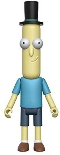 Funko-12926 Rick & Morty Poopy Butthole Figura de Vinilo,, 12,7 cm (12