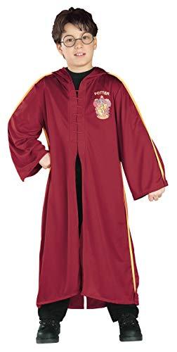 Rubie's Harry Potter Kostüm Robe Quidditch - Quidditch Robe Kostüm