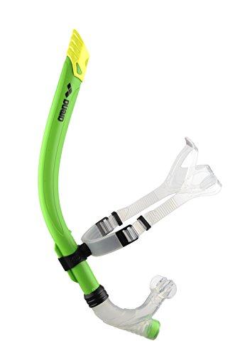 arena-trainingstool-schwimmschnorchel-palas-de-mano-para-natacin-adulto-color-verde-talla-talla-nica