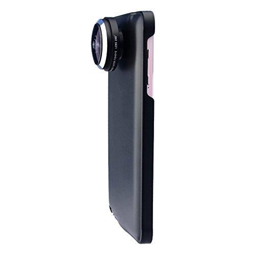 Apexel Professioneller ABS Adapter für Gewinde Kamera Telefon Objektiv