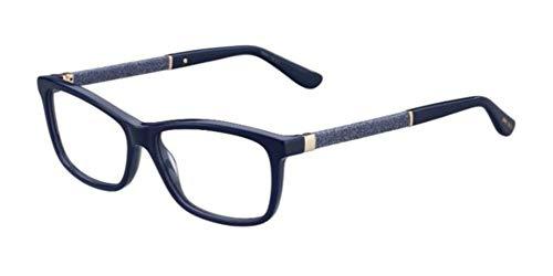 Jimmy Choo Damen JC167 KOD 52 Sonnenbrille, Blau (Blue Glttblu),