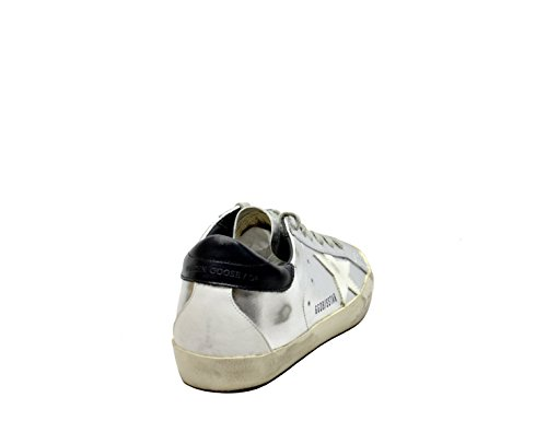Golden Goose Donna May Oro Argent