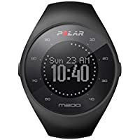 Polar Unisex Adults' M200 GPS Running Watch with Wrist Based Heart Rate