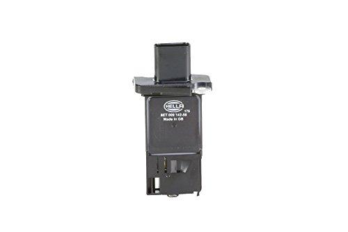 Preisvergleich Produktbild HELLA 8ET 009 142-581 Luftmassenmesser,  Anschlussanzahl 4,  Montageart geschraubt