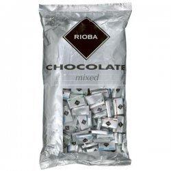 Rioba Swiss Chocolate Choco Naps, 1.000g Btl.