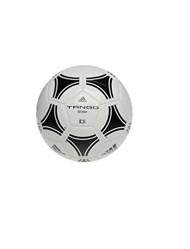 adidas Erwachsene Ball pucks Kugeln Tango glider, weiß (White/Black), 3, S12241