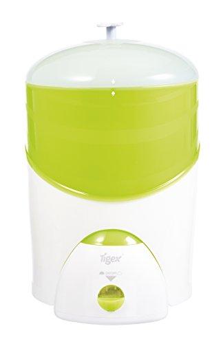 Tigex 80800226 Esterilizador eléctrico esterilizador de botella - Esterilizador de biberón (243 mm, 243 mm, 314 mm, 1,15 kg, 18,541 m³, 243 x 243 x 314 mm)