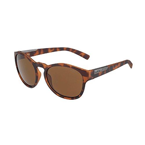 Bollé occhiali da sole rooke, uomo, rooke, matt tortoise/tlb dark, s