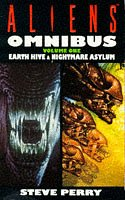Cover of Aliens Omnibus: Earth Hive and Nightmare Asylum.