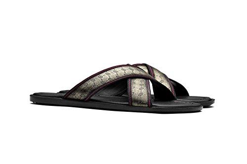 OPP Homme Sandales de la Mode Chaussures en Cuir 2016 Nouvelle Collection OT172101-Bronze